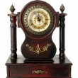 Old fashioned clock — Stock Photo