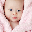 One month old baby — Stock Photo #5807166