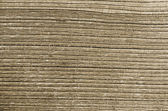 Sepia striped wood background — Stock Photo