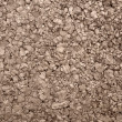 Brown cork wood background — 图库照片
