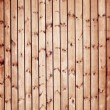 High resolution brown wooden plank — Stock Photo