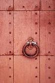 Puerta de grunge — Foto de Stock