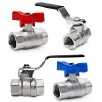 Water valve set — Stock Photo