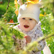 Baby gnome — Stock Photo