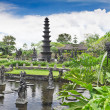 Tirtagangga water palace — Stock Photo
