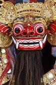 A Balinese Barong mask — Stock Photo