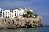 Peniscola (Castellon) Costa Azahar-Spain-Maestrat Baix — Foto de Stock