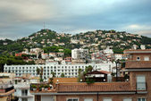 City in Spain. Lloret de Mar — Stock Photo