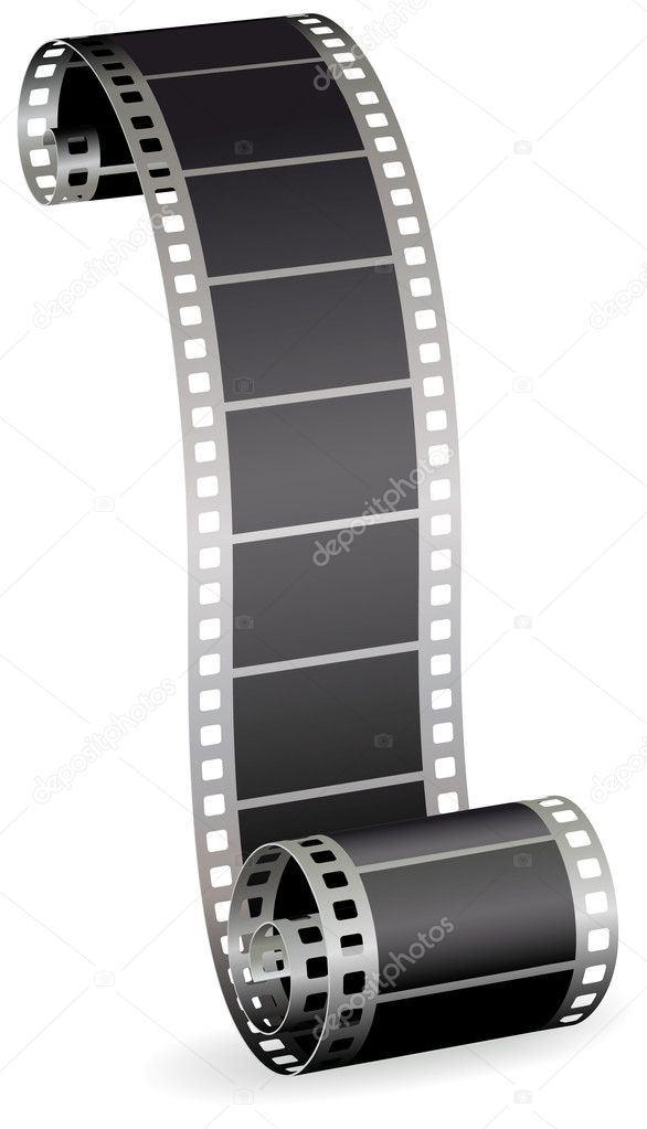 Video Film Roll Roll For Photo or Video on