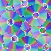 Cd disc background — Stock Photo