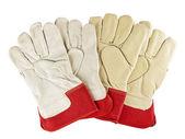 Work gloves — Stock Photo