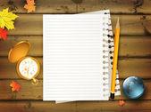 Temat edukacji — Wektor stockowy