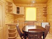 Interior de cozinha — Fotografia Stock