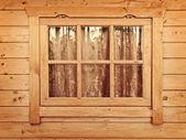 Cortinas de janela — Foto Stock