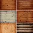 Wooden backgrounds — Stock Photo