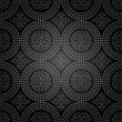 Seamless ornate pattern - Stock Vector