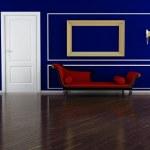 Classic interior — Stock Photo #6426932