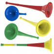 Vuvuzela — Stock Photo