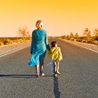 Mother and daughter — Stock Photo #6219265
