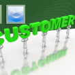 Customer — Stock Photo #5881381