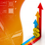 Dollar growth — Stock Photo #6253155