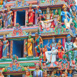 Sri Mariamman Temple — Stock Photo