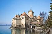 Chillon castle — Stock Photo