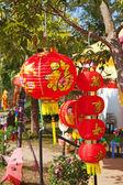 伝統的な中国提灯 — ストック写真