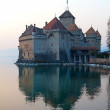 Chillon castle - Stock fotografie