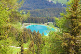 Small lake — Stockfoto
