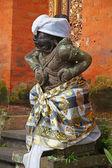 Tradycyjne balijski rzeźby — Zdjęcie stockowe
