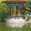 Traditional chinese garden — Stock Photo #6122258