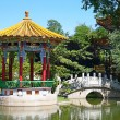 Traditional chinese garden — Stock Photo #6534383