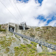 Cable car station — Stock Photo