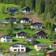 Stock Photo: Mountain village