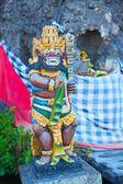 Templo cerca de ubud, bali — Foto de Stock