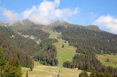 Verano en alpes — Foto de Stock