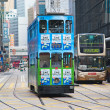 Hong Kong Tram — Stock Photo