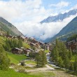 City Zermatt — Stock Photo #6642695
