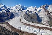Schmelzende gletscher — Stockfoto
