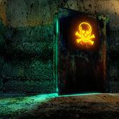 Danger room — Stock Photo