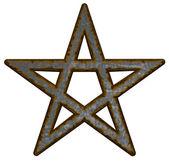 Pentagram — Stock Photo