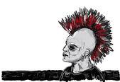 Punkrock — Stock Photo