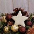 Christmas stars — Stock Photo #6404704