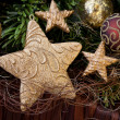 Christmas stars — Stock Photo #6404725