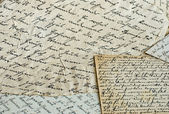 Old letters — Foto Stock