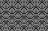 Baroque wallpaper decor — Stock Vector