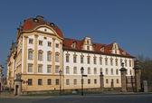 Castle of Ellingen — Stock Photo