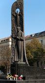 Monumento taras shevchenko — Foto Stock