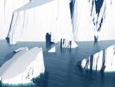 Iceberg — Stock Photo